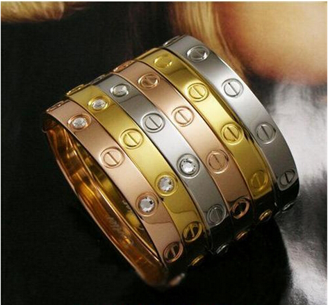 prix bracelet love cartier or blanc replique
