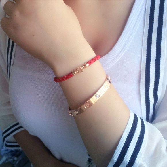 prix bracelet cartier love or jaune replique