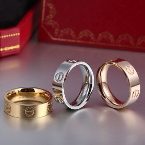 bague replique cartier love